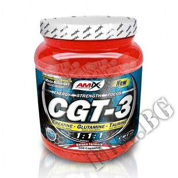 Съдържание » Цена » Прием » CGT-3 200 caps