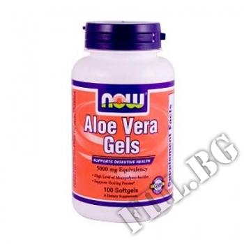 Съдържание » Цена » Прием » Aloe Vera 5000 мг - 100 дражета