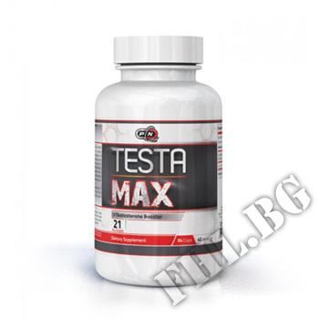 Съдържание » Цена » Прием » Testamax