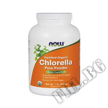 Съдържание » Цена » Прием » Chlorella Прах - 113.6 гр