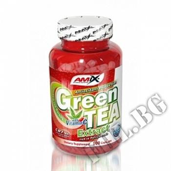 Действие на Green Tea Extract with Vitamin C  мнения.Най-ниска цена от Fhl.bg-хранителни добавки София