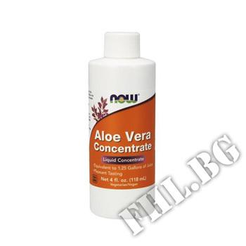 Съдържание » Цена » Прием » Aloe Vera Concentrate - 120 мл