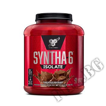 Действие на BSN syntha-6 Isolate 4 lbs-ванилия мнения.Най-ниска цена от Fhl.bg-хранителни добавки София