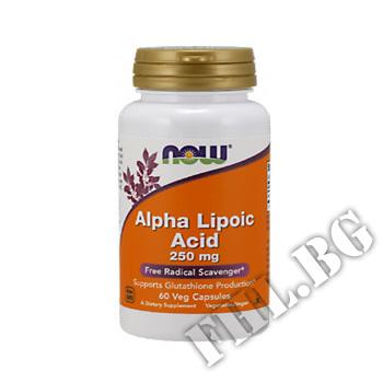 Съдържание » Цена » Прием » Alpha Lipoic Acid 250мг