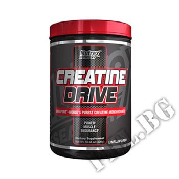 Съдържание » Цена » Прием » Creatine Drive - 300 gr