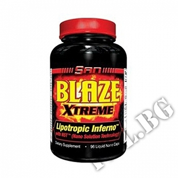 Действие на Blaze Xtreme мнения.Най-ниска цена от Fhl.bg-хранителни добавки София
