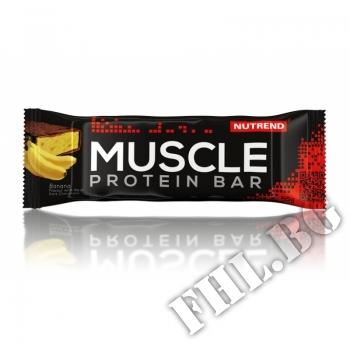 Съдържание » Цена » Прием » МАСЪЛ ПРОТЕИН БАР - Nutrend Muscle Protein…