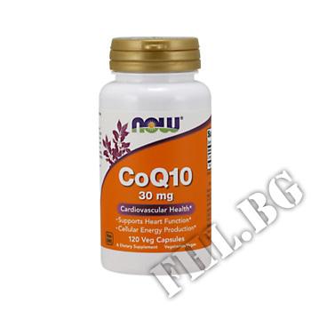 Действие на CoQ10 30 мг - 120 капсули мнения.Най-ниска цена от Fhl.bg-хранителни добавки София