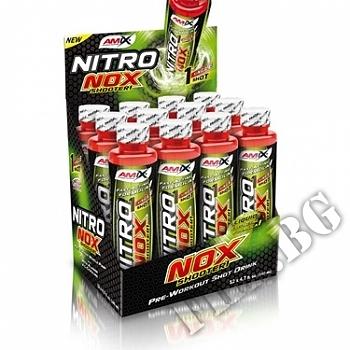 Действие на NitroNox ® Shooter  мнения.Най-ниска цена от Fhl.bg-хранителни добавки София