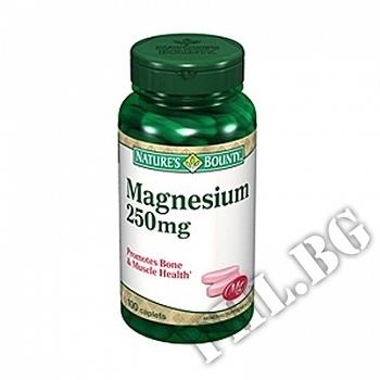 Действие на Magnesium 250 mg мнения.Най-ниска цена от Fhl.bg-хранителни добавки София