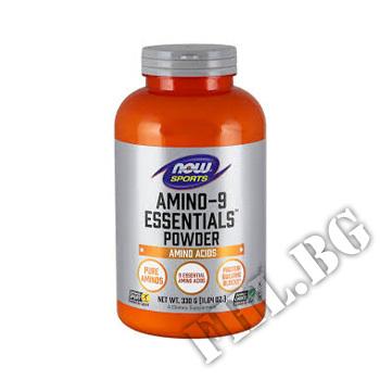 Съдържание » Цена » Прием » Amino-9 Essentials прах - 330 гр