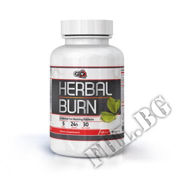 Съдържание » Цена » Прием »  Herbal Burn 120cap