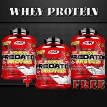 Действие на 100% Predator Protein Стак  мнения.Най-ниска цена от Fhl.bg-хранителни добавки София