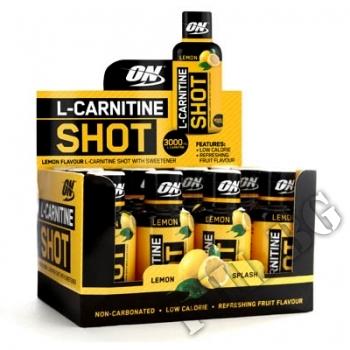 Съдържание » Цена » Прием » L-Carnitine SHOT 3000 mg