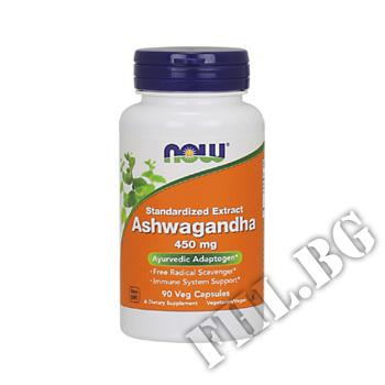 Съдържание » Цена » Прием » Ashwagandha Extract 450 мг