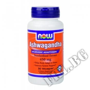 Действие на Ashwagandha Extract 450 мг мнения.Най-ниска цена от Fhl.bg-хранителни добавки София