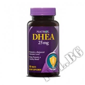 Съдържание » Цена » Прием » DHEA 25mg 180 таблетки