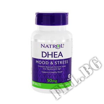 Съдържание » Цена » Прием »  DHEA 50mg 60 таблетки