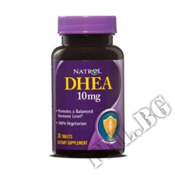 Съдържание » Цена » Прием » DHEA 10mg 30 таблетки