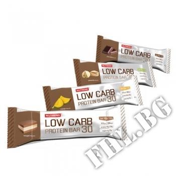 Съдържание » Цена » Прием »  Low carb protein bar 30