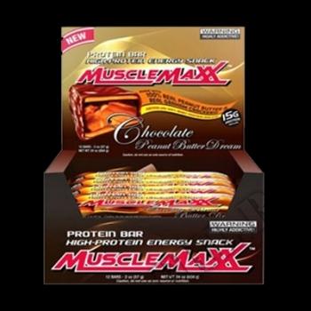 Действие на AllMax Muscle Maxx bars мнения.Най-ниска цена от Fhl.bg-хранителни добавки София