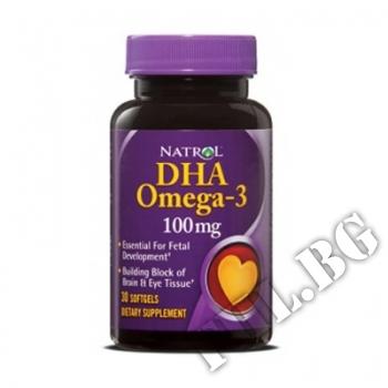 Съдържание » Цена » Прием » DHA Omega-3 100mg