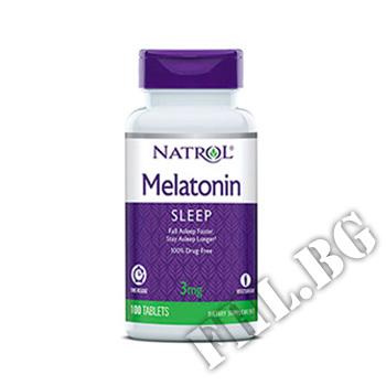 Съдържание » Цена » Прием » Melatonin 3 mg с удължено освобождаване…