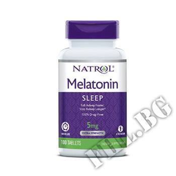 Действие на Melatonin 5mg с удължено освобождаване  мнения.Най-ниска цена от Fhl.bg-хранителни добавки София