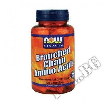Действие на Branched Chain Amino Acids 120 caps мнения.Най-ниска цена от Fhl.bg-хранителни добавки София