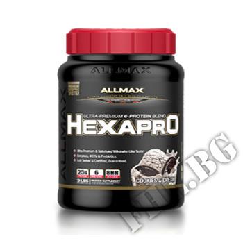 Съдържание » Цена » Прием » AllMax HexaPro