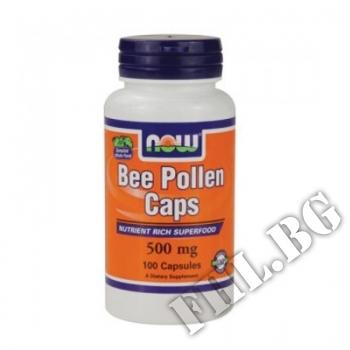 Съдържание » Цена » Прием » Bee Pollen 500 мг - ПЧЕЛЕН ПРАШЕЦ