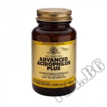 Съдържание » Цена » Прием »  Solgar Advanced Acidophilus Plus