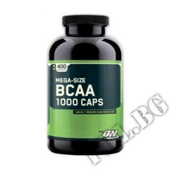 Съдържание » Цена » Прием »  Optimum bcaa 1000 - 400 капсули