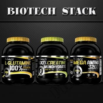 Действие на BioTech stack 11 мнения.Най-ниска цена от Fhl.bg-хранителни добавки София