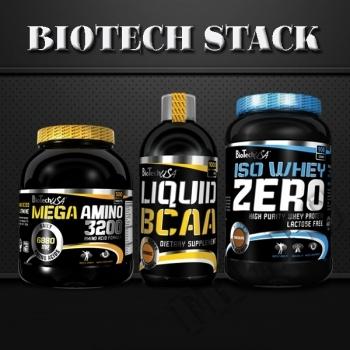 Действие на BioTech stack 13 мнения.Най-ниска цена от Fhl.bg-хранителни добавки София
