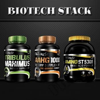 Действие на BioTech stack мнения.Най-ниска цена от Fhl.bg-хранителни добавки София