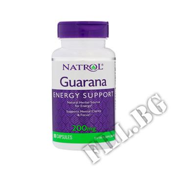 Съдържание » Цена » Прием » Guarana 200mg