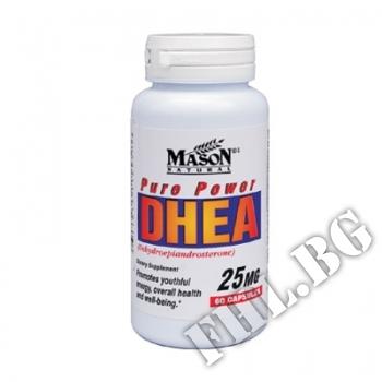 Съдържание » Цена » Прием » DHEA 25 mg Дехидроепиандростерон