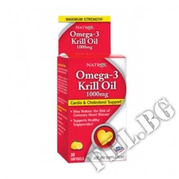 Действие на  Omega-3 Krill Oil 1000mg мнения.Най-ниска цена от Fhl.bg-хранителни добавки София