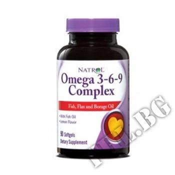 Действие на Omega 3-6-9 Complex 90 softgels мнения.Най-ниска цена от Fhl.bg-хранителни добавки София