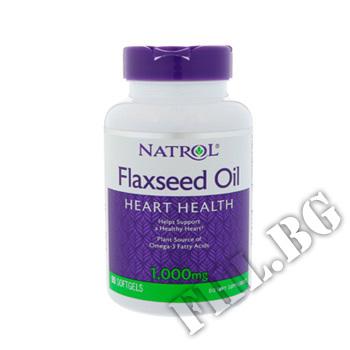 Действие на Flaxseed Oil 90 caps мнения.Най-ниска цена от Fhl.bg-хранителни добавки София