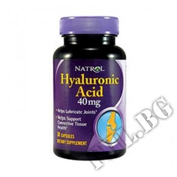 Съдържание » Цена » Прием » Hyaluronic Acid 40 мг