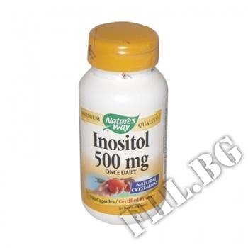 Действие на Inositol / Инозитол / Витамин B8 мнения.Най-ниска цена от Fhl.bg-хранителни добавки София