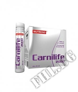 Съдържание » Цена » Прием » Carnilife 2000/L-Carnitine liquid