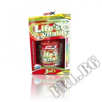 Действие на Life's Vitality Active Stack 60tbl BOX мнения.Най-ниска цена от Fhl.bg-хранителни добавки София