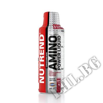 Действие на  Amino Power Liquid Nutrend 1000 ml - Амино Пауър ликуид  мнения.Най-ниска цена от Fhl.bg-хранителни добавки София