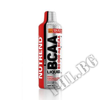 Действие на Amino bcaa mega strong nutrend 1000 ml - Амино BCAA Мега стронг мнения.Най-ниска цена от Fhl.bg-хранителни добавки София