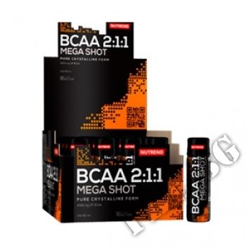 Действие на BCAA МЕГА ШОТ/Nutrend BCAA MEGA Shot мнения.Най-ниска цена от Fhl.bg-хранителни добавки София