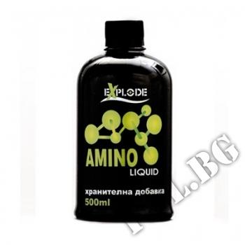 Действие на Liquid Amino Explode мнения.Най-ниска цена от Fhl.bg-хранителни добавки София