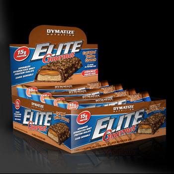 Действие на Elite Gourmet Protein Bar  42g. мнения.Най-ниска цена от Fhl.bg-хранителни добавки София